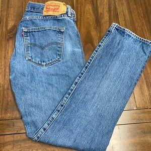 501 Levi Jeans 33x34